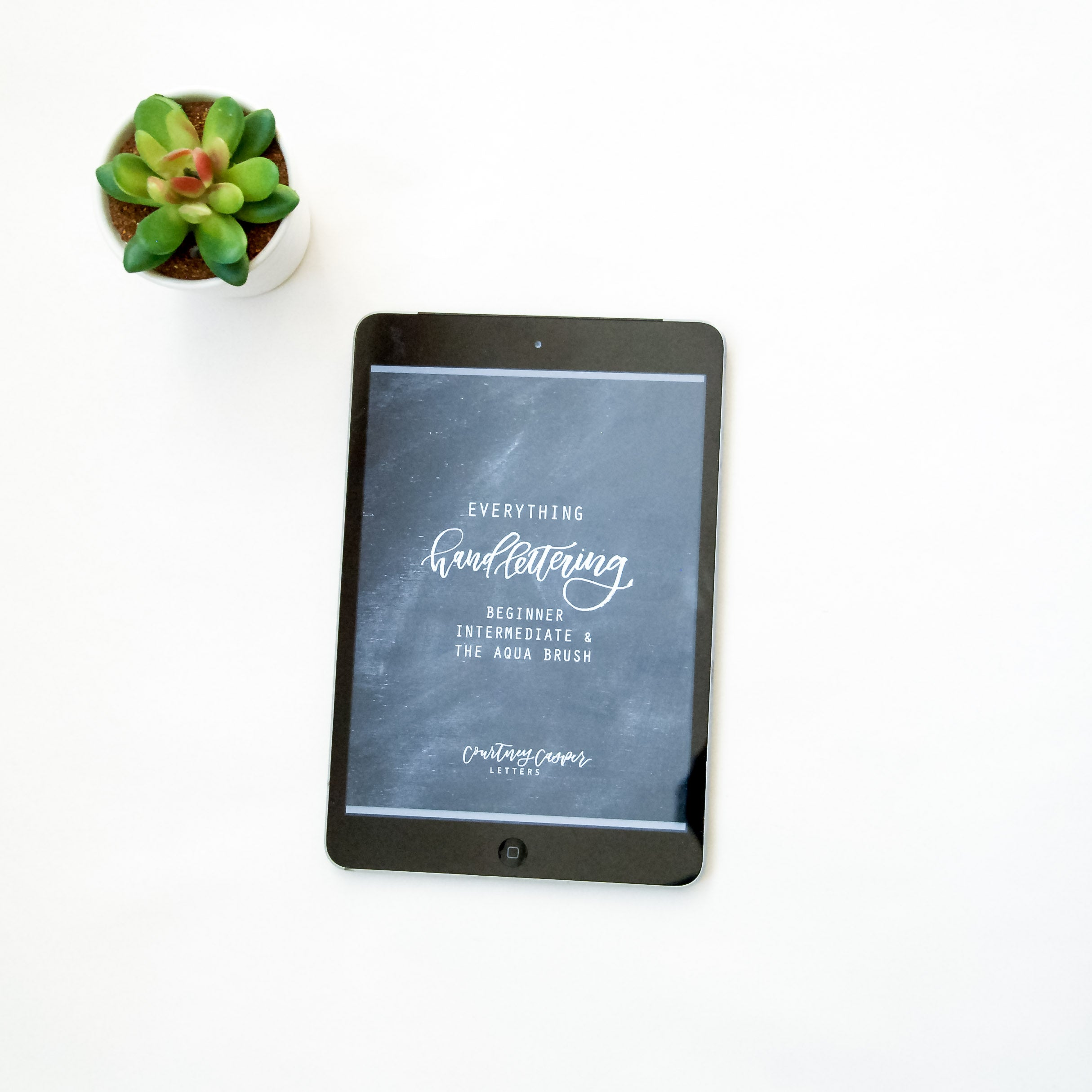 The EVERYTHING Workbook Download – Courtney Casper Letters