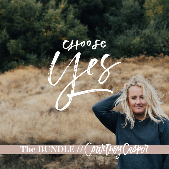 Choose Yes, The Book + Audiobook