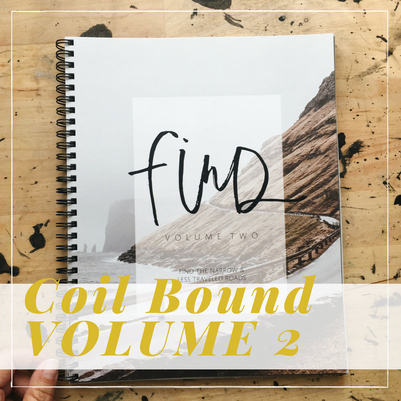 Find Study Guide | Vol 2 | Coil Bound