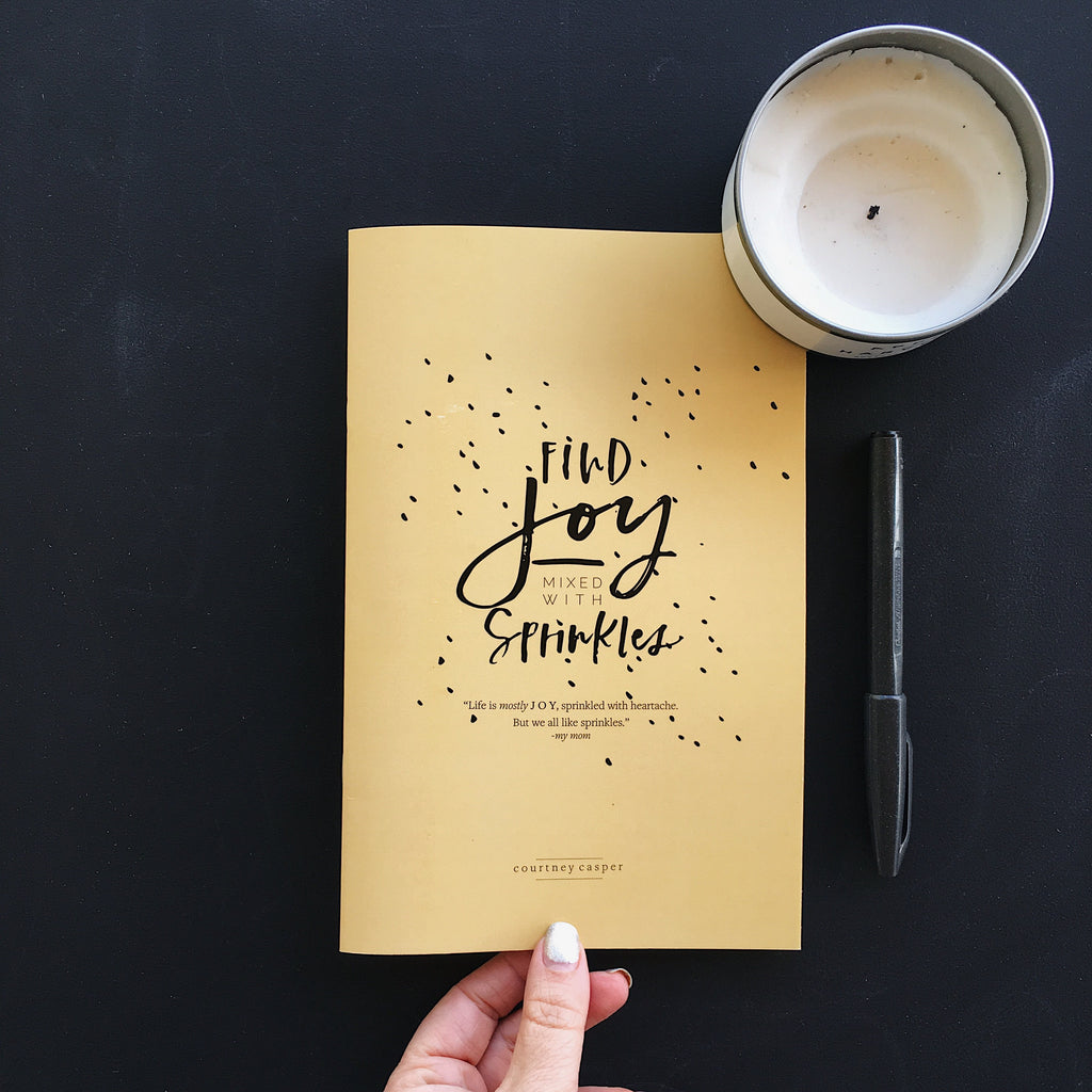 Finding JOY | Limited Edition Mini Journal