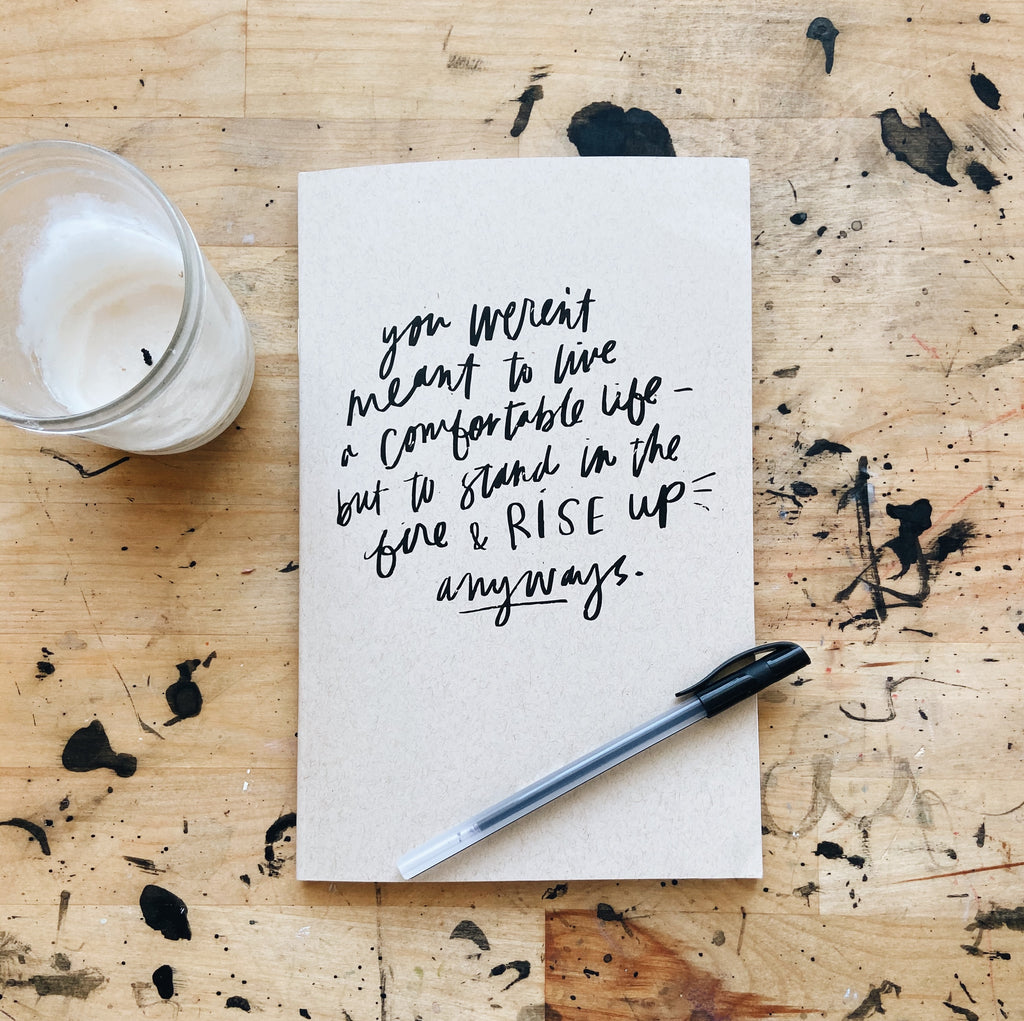 Rise Up | Journal