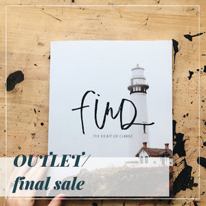 OUTLET: Find Study Guide | Vol 1
