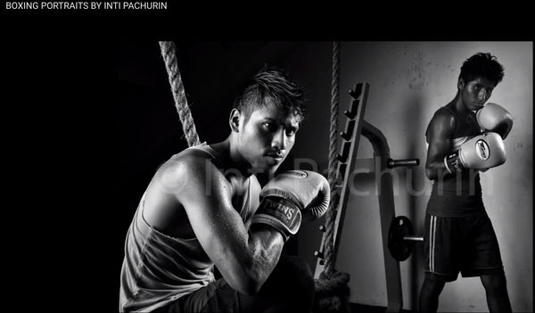 Boxing Portraits