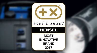 "Hensel Wins Plus X's ""MOST INNOVATIVE BRAND AWARD 2017"""