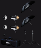 Hensel Certo 200 Basic Kit 110V - Monolights - Hensel USA
