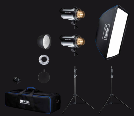 Hensel Certo Portrait Kit 110V