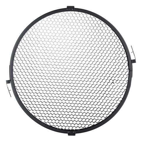 "14"" Honeycomb grid round no. 4 (50°)"