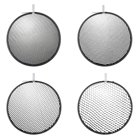 "Honeycomb grid set for 9"" Reflector"