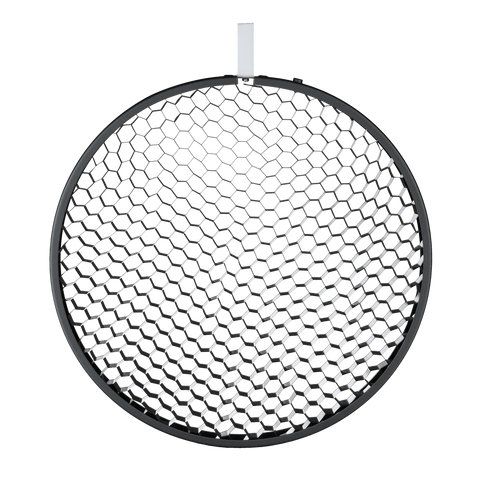 "Honeycomb Grid round No. 4 (50°) for 9"" Reflector"
