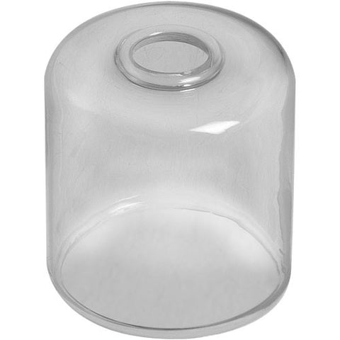 Glass dome clear, single coated for Integra 250/500