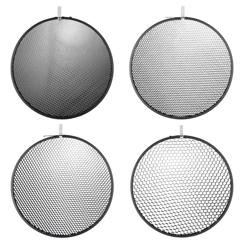 "12"" Honeycomb Grid Set 4 pcs. No. 1-4"