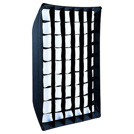 Open Box - Honeycomb grid for Hensel Softbox 60 x 120 cm
