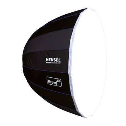"Hensel Softbox silver 60 x 60 cm, (23 x 23"") without Speedring"