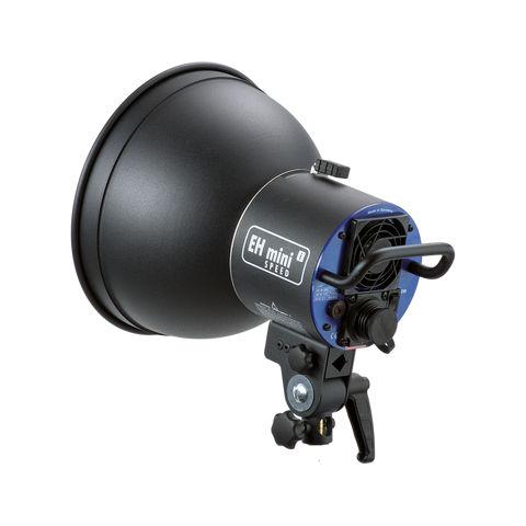 EH Mini i Speed Head with round plug for Nova D