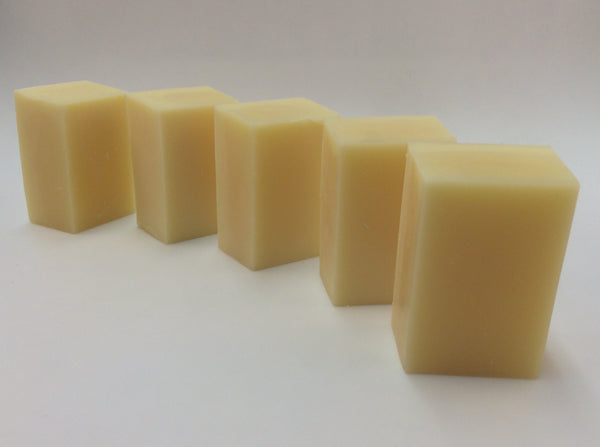 Coconut Lemongrass Soap - Vegan & Organic