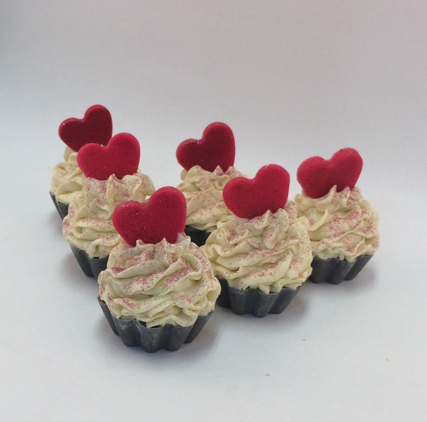 Vegan Love Me Soap Cupcake