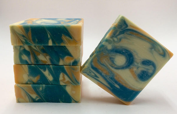 Michigan Sunny Day Soap - Vegan & Organic