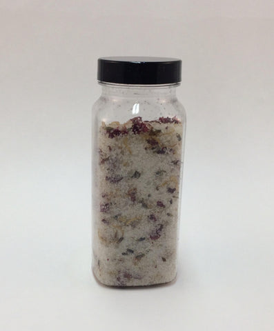 Rose, Lavender, & Calendula Vegan Bath Salts