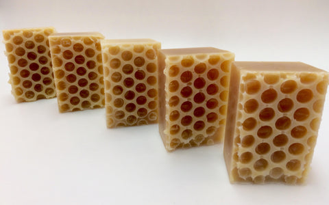Coconut Honey Soap