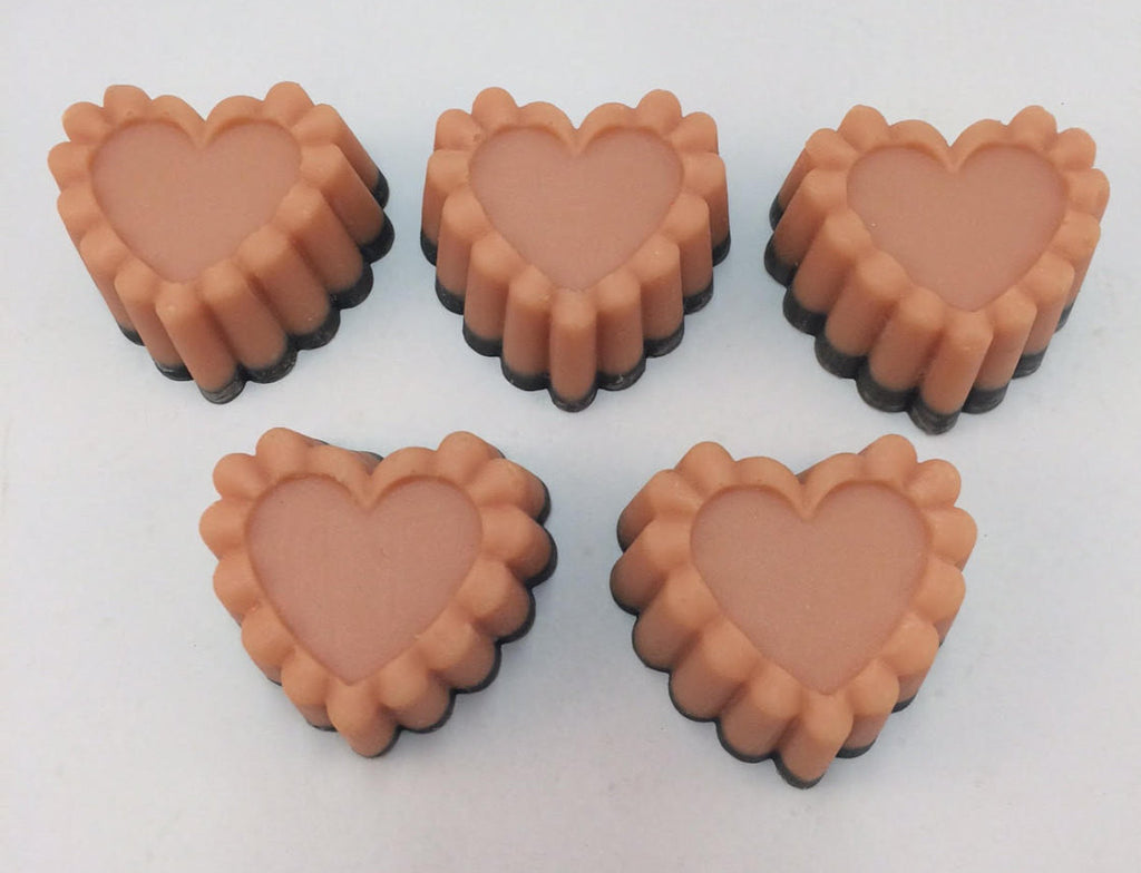 Vegan Enchantment Heart Soap