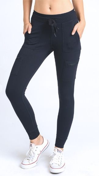 Skinny Cargo Full Leggings