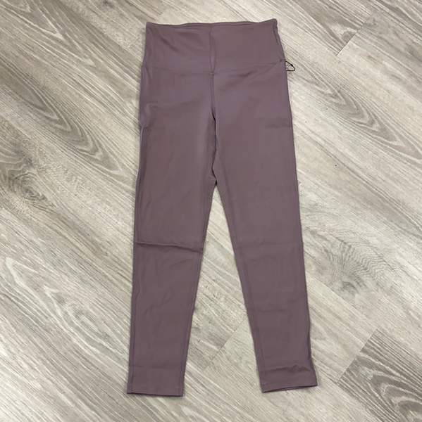 Highwaist Essential Leggings In Mocha