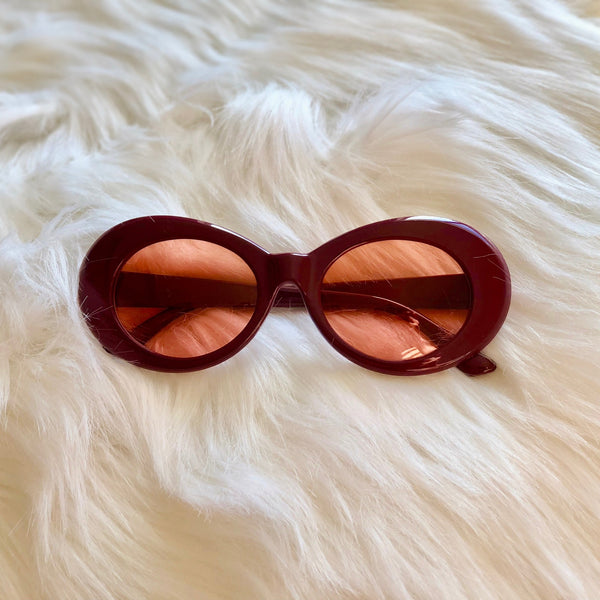 CLOUT (Burgundy)
