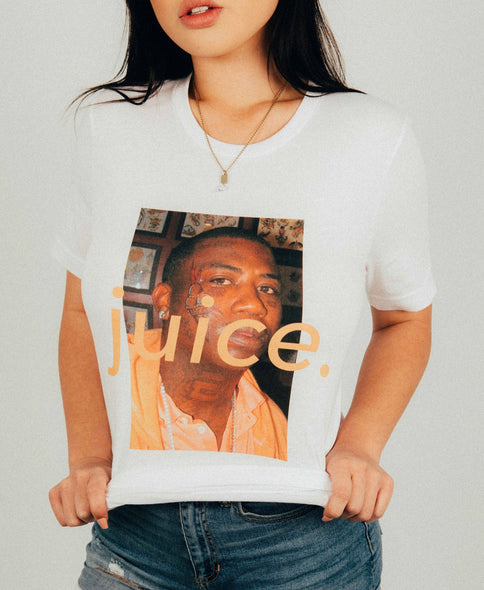 JUICE TEE (White) - Mixed Lemonade