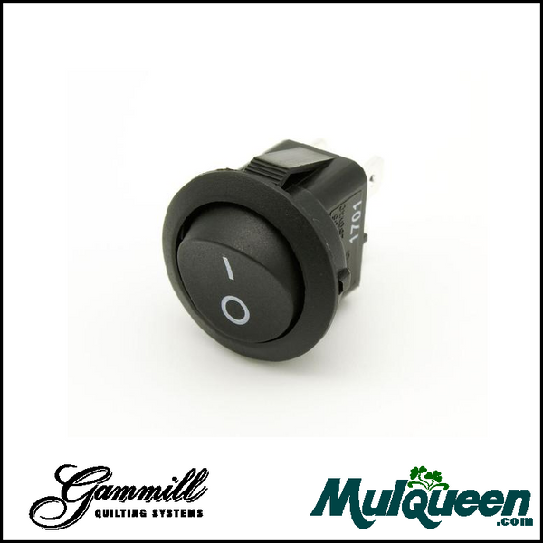 Gammill vision switch part number 000-0003