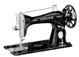 Singer Sewing Machine Instruction Manual (hardcopy) model 15-89