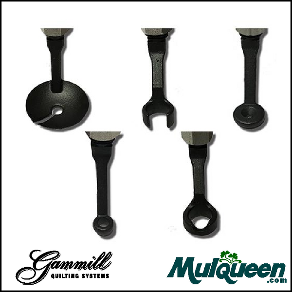 Gammill quick change feet part number 234-0001