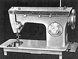 Singer Sewing Machine Instruction Manual (PDF Download) model 242