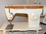 Singer Sewing Machine Instruction Manual (hardcopy) model 547