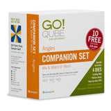Accuquilt GO! Qube - 9in Companion Set - Angles - 55790