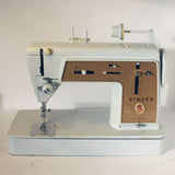 Singer Sewing Machine Instruction Manual (hardcopy) model 616