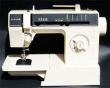 Singer Sewing Machine Instruction Manual (PDF Download) model 6212