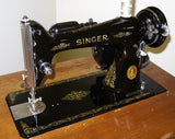 Singer Sewing Machine Instruction Manual (hardcopy) model 66-16
