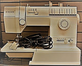 Singer Sewing Machine Instruction Manual (PDF Download) model 7028
