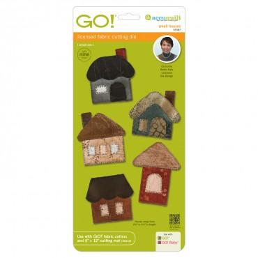 Accuquilt Go! - Small Houses by Reiko Kato - 55387