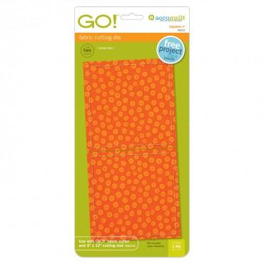 "Accuquilt Go! - Square 5"" - 55010"