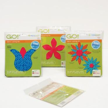Accuquilt Go! - Bloom Die Bundle - 56017