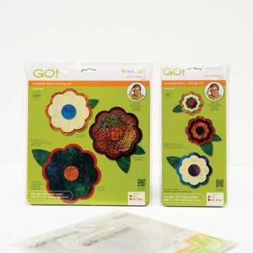 Accuquilt Go! - Rose of Sharon Die Bundle