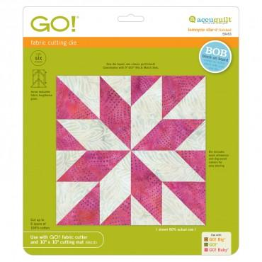 "Accuquilt Go! - LeMoyne Star 9"" Finished - 55453"