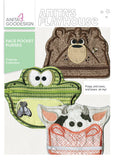 Anita Goodesign - Anita's Playhouse - Face Pocket Purses