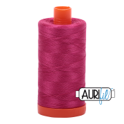 Aurifil - 50wt Cotton Mako Thread  - Red Plum #1100