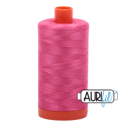 Aurifil - 50wt Cotton Mako Thread  - Blossom Pink #2530