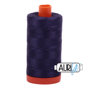 Aurifil - 50wt Cotton Mako Thread  - Dark Dusty Grape #2581