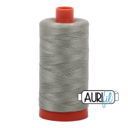 Aurifil - 50wt Cotton Mako Thread  - Light Laurel Green #2902