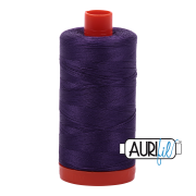 Aurifil - 50wt Cotton Mako Thread  - Eggplant #4225
