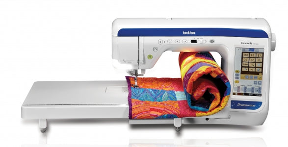 Brother - EMBROIDERY Operations class for V-Series Machines